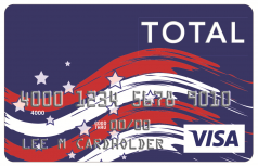 Total VISA Unsecured Credit Card