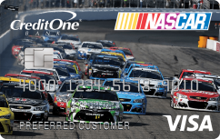 Credit One Bank® NASCAR® Credit Card