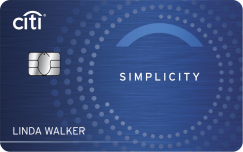 Citi Simplicity® Card - No Late Fees Ever