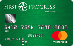 Platinum Elite Mastercard Secured Credit Card