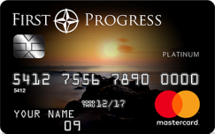 Platinum Select Mastercard Secured Credit Card