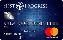 Platinum Prestige Mastercard Secured Credit Card