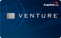 Capital One® Venture® Rewards Credit Card