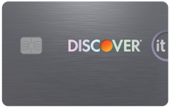 Discover it® Secured Card - No Annual Fee