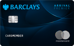 Barclays Arrival® Premier World Elite Mastercard®