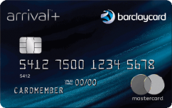 Barclaycard Arrival® Plus World Elite Mastercard®