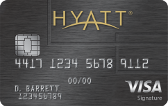 The Hyatt Credit Card