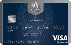 USAA® Rewards™ Visa Signature® Card