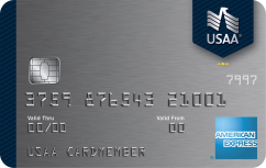 USAA® Secured Card American Express® Card