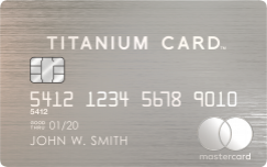 Luxury Card™ Mastercard® Titanium Card™