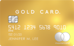 Luxury Card™ Mastercard® Gold Card™